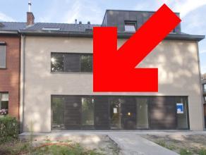 Uitstekend gelegen gelijkvloersappartement in een kleine residentie met 5 appartementen aan de rand van het park van Schoten. Op een kwartiertje van A