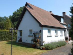 Rustig gelegen landhuis/open bebouwing in Kessel /NijlenVlakbij het provinciaal groendomein (de Kesselse Heide)Tuin heeft een oppervlakte 1054 m2 met