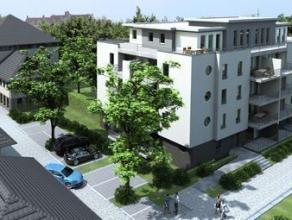 """NIEUW """" Residentie Zilverschoon """" te Turnhout ...Rustig wonen, op wandelafstand van het centrum en winkelstraten. Nieuwbouwapp( GLVL) volledig afgewer"""