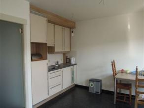NIEUW:Instapklaar appartement (bouwjaar 2009 -V2) met vrij centrale ligging in centrum van Turnhout.App met living (12m²) in combinatie met keuke