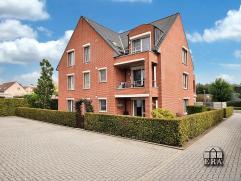 Ruim dakappartement (ca. 116 m²) met 2 slaapkamers ,gelegen in het centrum van Hoogstraten. Vanaf het terras heeft u een prachtig zicht richting