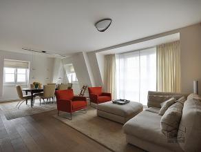 Fraai, luxueus penthouse met terras van ca. 60 m², ondergrondse afgesloten garage en aparte berging, gelegen op een toplocatie in het hartje van
