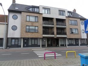 Grote Baan 75 / 02: euro 450+ euro 25 - studio op de benedenverdieping (links) - in gebouw met 4 studio's en 8 appartementen - met gemeenschappelijke