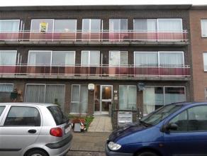 Jaspar Van Kinschotstraat 24/2 : euro 485 : ruim appartement op de 1e verdieping - 2 slaapkamers en babykamer- garage - terras - vrij - EPC 140 kWh/m&