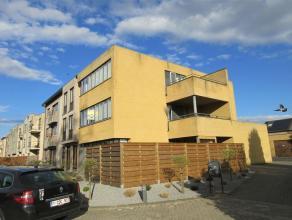 Eén-Meistraat 43 / 3: 585 EURO/m - appartement op de 1e verdieping - 2 slaapkamers - terras - garage- gunstig gelegen in doodlopende straat - v