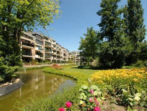 Appartement in Turnhout Prachtig gelijkvloers appartement in Residentie Gulden Sporen, een appartementencomplex gelegen te midden van groen en waterpa