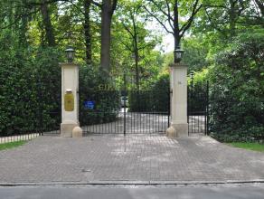 Appartement in Brasschaat op 125m² Ruim appartement van ca. 125 m² + ca. 10 m² terrassen in het prachtige volledig omheinde parkdomein