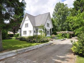 Woning in Retie op 3500m² Smaakvol gerenoveerde villa op landelijke en rustige locatie te Retie op een perceel van ca. 3.500m². Op het gelij