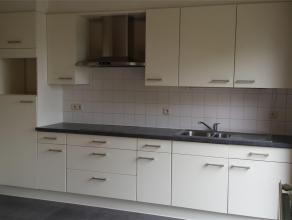 Mooi, comfortabel, luxueus appartement met 2 slaapkamers, ondergrondse garage en berging in residentie De Plaetse in het centrum van Arendonk. Verwarm