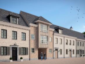 Karaktervolle Bel-Etage woning met tuin rustig gelegen in hartje Overleie met verfijnde afwerking - deel van 7 charmante nieuwbouwwoningen met hoge kw