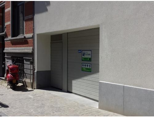 Garage louer schaerbeek eee0j bepark for A louer garage