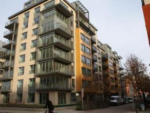 Situé à 5 min de l'OTAN, des transports, dans un nouvel immeuble, bel appartement meublé composé 2 chambres, 1 salle de ba