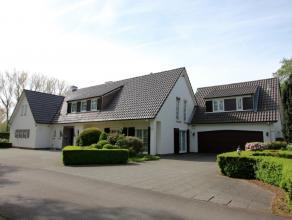 Deze prachtig afgewerkte en zeer ruime villa ligt in een doodlopende straat te Tielrode. De villa bestaat uit een inkomhal met trap, apart toilet en e