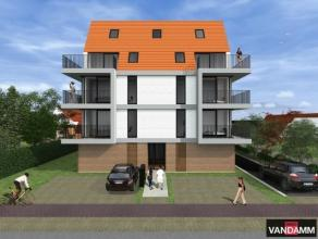 3 slaapkamer duplex op de bovenste verdieping van nieuw te bouwen residentie.