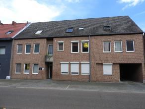 Duplex appartement op wandelafstand van het centrum met twee slaapkamers. Verder beschikt dit appartement over een leefruimte met aansluitend de keuke