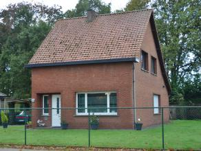 Verzorgde woning op 285 m² te Meerhout.  Gelegen aan de verbindingsweg Meerhout-Geel, Groene weilanden en bosrijke omgeving in de onmiddellijk