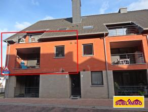 Luxueus 2-slaapkamer-appartement in Hulst-Tessenderlo. Rustige ligging op de 1 ste verdieping - Lift in het gebouw. Ondergrondse autostaanplaats en