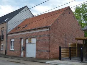 Gezellige woning in het centrum van Meerhout op een perceel van 3a 30ca. Tevens projectgrond voor appartementen  Halfopen bebouwing, centraal gelege