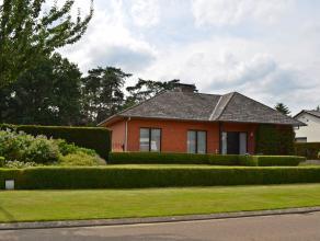 Zeer goed verzorgde en ruime gelijkvloerse woning op 12a 91ca in Meerhout.  Deze woning is rustig en residentieel gelegen aan de rand van de dorpske