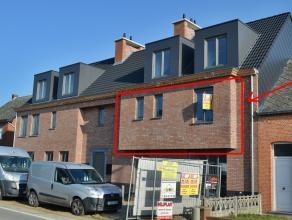 Volledig afgewerkt nieuwbouwappartement.  Op de invalsweg vanuit Meerhout-Gestel wordt gebouwd aan dit stijlvol nieuwbouwproject met 8 wooneenheden.