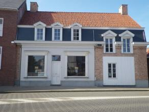 L. Carréstraat 9/2.Zie VIDEO www.muros.be Uniek duplex appartement met  2 à 3 slpkrs , berging, open keuken, privé terras (6,5 m&