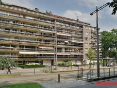 Dit zeer ruime appartement met garagebox is fantastisch gelegen, op de zesde verdieping in een mooie residentie met zicht op het Rivierenhof. U betree