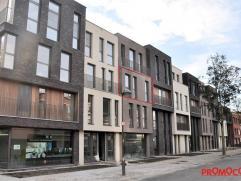 Dit nieuwbouw appartement van 80 m² met 2 slaapkamers bevindt zich op de tweede verdieping van residentie Â?Mortsel Gardens? vlakbij het ce