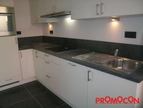 Prijs : &; 695 Aantal slaapkamers : 2 Aantal badkamers : 1 Adres : Prins Leopoldlei 4, 2640 MORTSEL Bewoonbare opp. : 80 m² EPC : 212,00 kWh/