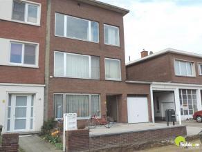 In een toffe wijk te Berchem, dichtbij Gevaert, openbaar vervoer en winkels, alsook de tram richting Antwerpen bevindt zich dit appartement zonder lif