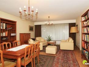 Dit rustig gelegen appartement ligt op wandelafstand van het centrum van Mortsel. Er is voldoende parking voor de deur en de belangrijkste invalswegen