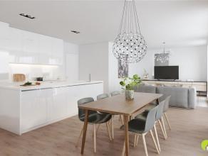 Op een prachtig perceel op de Prins Boudewijnlaan worden deze 7 ruime appartementen met 2 en 3 slaapkamers en ondergrondse autostaanplaatsen gerealise