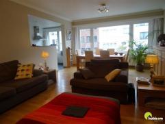 Dit appartement is gelegen op wandelafstand van het Brilschanspark en nabij openbaar vervoer en verbindingswegen naar Nederland en Brussel.Het apparte