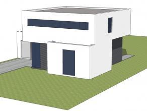 Nieuwbouw Casco woning (HOB) van +/-210m² met o.a. 3 slaapkamers, woonkamer, open keuken, badkamer, berging,garage en tuin! Gelegen op een percee