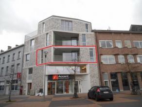 Centraal gelegen nieuwbouw appartement van +/- 80m² op de 2e verdieping. Indeling: gvl: berging. 2e verd.: leefruimte met open keuken, badkamer,