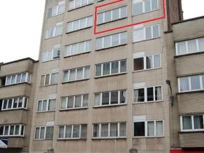 Gunstig gelegen appartement van ± 100m² met 2slaapkamers op wandelafstand van het station en het centrum van Mechelen! Indeling: Gelijkvlo