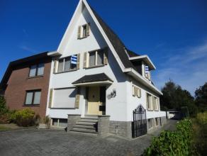 Deze ruime woning is gelegen nabij de industriezone Aalst-Erembodegem en zeer geschikt voor de uitoefening van een vrij beroep of voor zelfstandige di