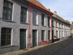 Gezellige stadswoning met 2 slaapkamers nabij Veemarkt.