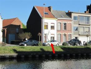 Gezellige woning met 1 slaapkamer nabij Leuvense Vaart en station Mechelen.