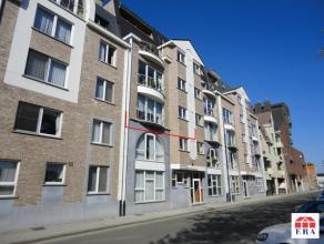 Ruim en instapklaar appartement met o.a. zicht op het water, 2 kamers, terras, garage en kelder. Huurprijs: 835,00 EUR per maand. incl. garage en de g