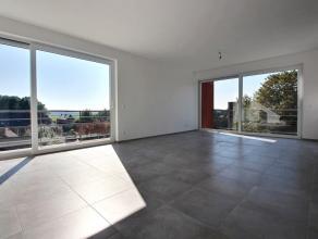 """Dans la Résidence """"Le Château"""", """"Le Sceptre"""" : appartement de 107 m² au 3ème étage avec deux terrasses. Il se compose"""