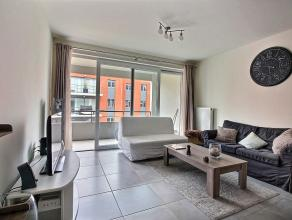 Dans la nouvelle résidence La Couronne, appartement de standing (76m²), tout confort, comprenant: hall, vestiaire, wc, buanderie, lumineux
