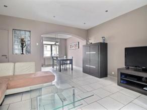 MOUSCRON - Jolie maison hyper lumineuse à proximité du centre-ville. 4 chambres. - Sous-sol : cave sèche (+/- 6 m²) - Rez-de