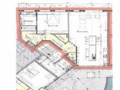 Prachtig nieuwbouwappartement gelegen op de eerste verdieping van Residentie Kapelhof. Deze residentie is gelegen in het centrum van Heide-Kalmthout,