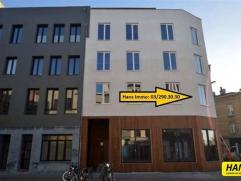 LAATSTE 2 STUDIO's BESCHIKBAAR: Nieuwbouw studio's voor studenten, net afgestudeerden of gelijkaardig qua leeftijd van 25 m² op goede locatie op