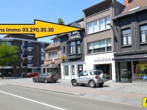 TOPlocatie!!! Volledig gerenoveerd (2012) appartement van 70m² met 1 slaapkamer, garagebox (huur) en terras (West) gelegen op de tweede verdiepin