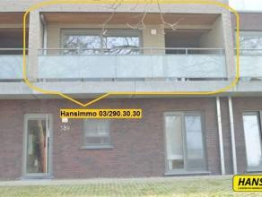 Prachtig instapklaar appartement (bj 2012) met een bewoonbare oppervlakte van 92m², 2x terras en parkeerplaats op de 1e verdieping in een gebouw