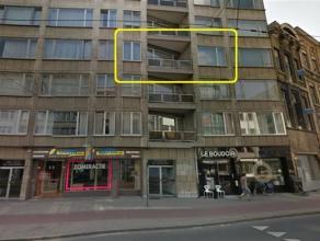 Prachtig bemeubeld appartement van 60m² met één slaapkamer en terras. Het appartement is voorzien van een volledige inboedel. Indel