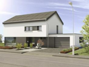 Magnifique projet de villa passive classe A+, classique et contemporaine située dans le très beau quartier prisé du Chenois &agra