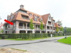 Luxe appartement op 1e verdieping te Koningshof (Iepenburg)* Indeling : hall op grote tegels, apart toilet, living (ca. 37m²) op grote tegels met