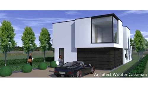 Huis te koop in drongen e45l2 zimmo for Te koop moderne woning